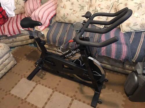 bicicleta de spinning nordika