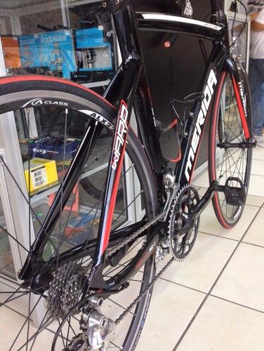 bicicleta de triatlon merida warp