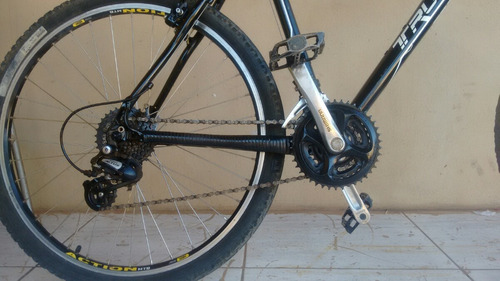 bicicleta de trilha
