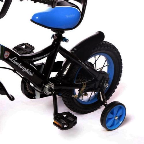 bicicleta dencar lamborghini 7100 rodado 12 lhconfort