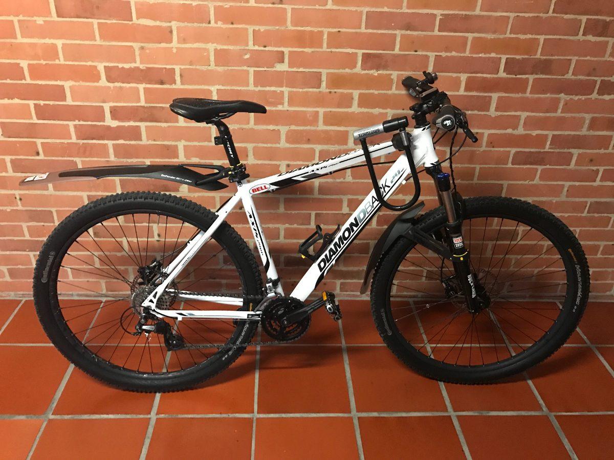 Bicicleta Diamondback Rin 29 Talla M Negociable - $ 2.195.000 en ...