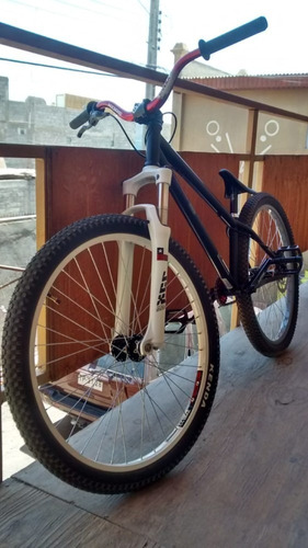 bicicleta dirt jump marco oxford semi nueva