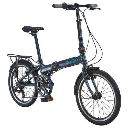 bicicleta dobrável durban bay pro