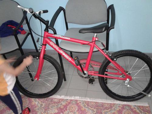bicicleta dolphin rodado 20