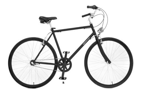 bicicleta dru sport urbana r28 negro cambios shimano nexus 3