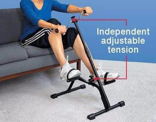 bicicleta dual cycle bici doble accion lo nuevo en ejercicio
