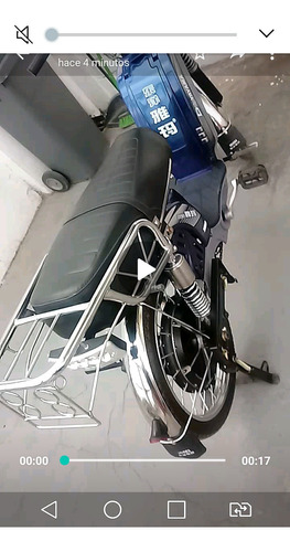 bicicleta electeica