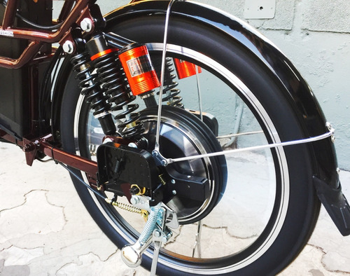 bicicleta eléctrica 2 puestos consulte antes d comprar