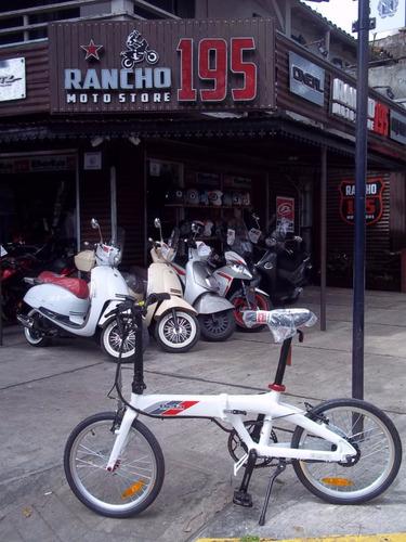 bicicleta electrica beta 250 watts