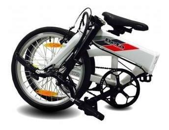 bicicleta eléctrica beta b-52 plegable
