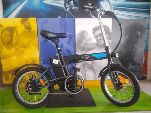 bicicleta eléctrica bici one