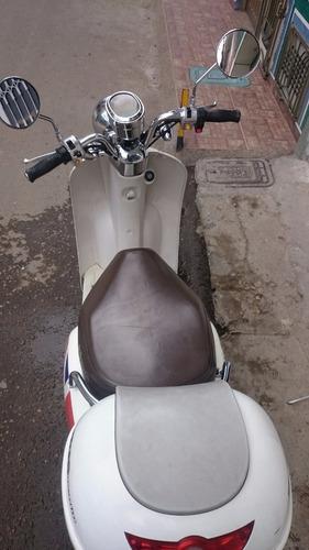 bicicleta eléctrica blin retro