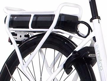 bicicleta electrica con pedaleo asistido vairo e-metro