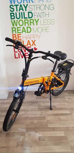 bicicleta eléctrica eltomacorriente