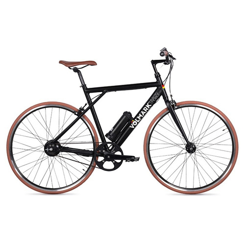 bicicleta eléctrica fixie / grupo tornado / volmark
