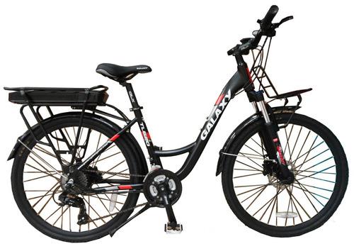 bicicleta eléctrica galaxy urbana de aluminio