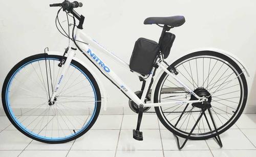 bicicleta eléctrica golobike-verona