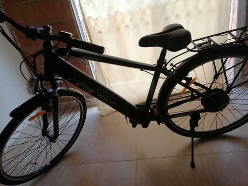 bicicleta eléctrica gw