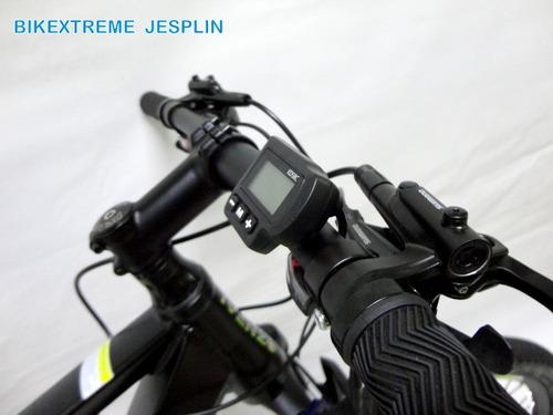 bicicleta eléctrica ivenzo de aluminio ¡nuevas!