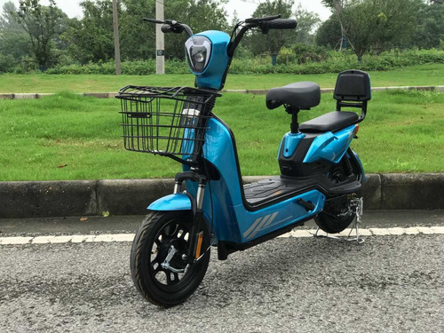 bicicleta eléctrica kangura - litio!!