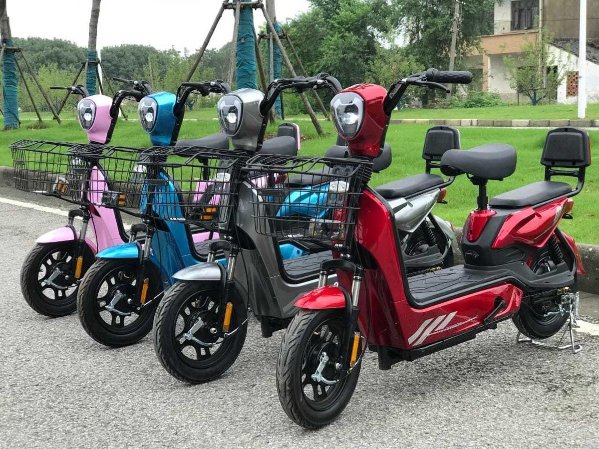 bicicleta electrica ancheer