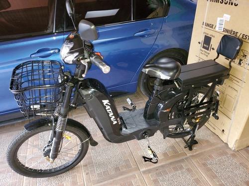 bicicleta eléctrica katana easy-i