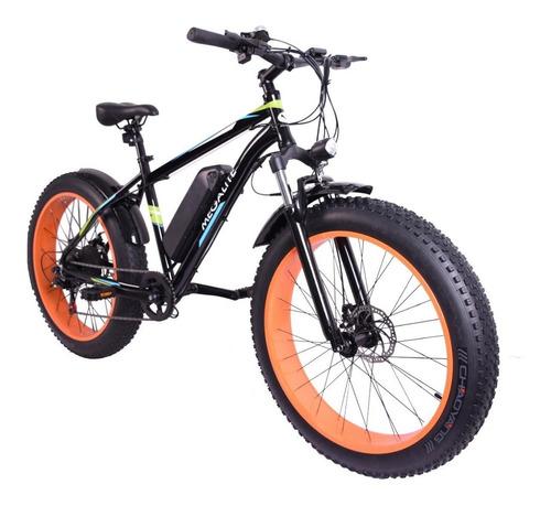 bicicleta eléctrica megalite modelo ml 2620 bomba total !!!!