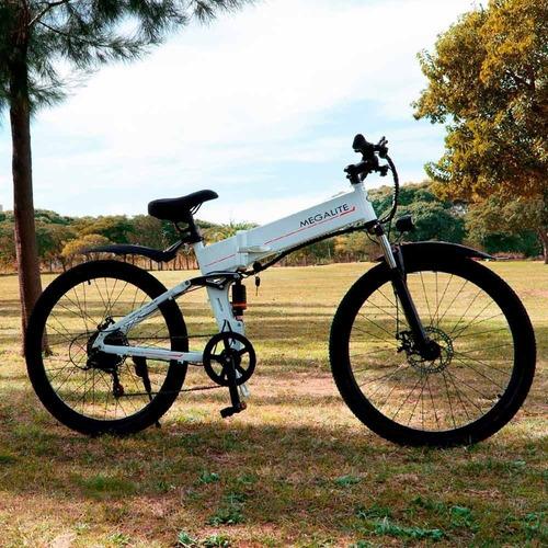 bicicleta eléctrica megalite modelo ml 2650