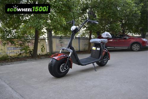 bicicleta eléctrica moto eléctrico ecowheel nueva