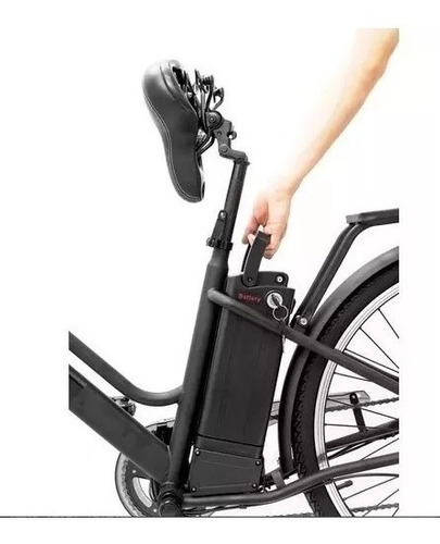 bicicleta electrica motor eco winco classic rodado 26 25km/h