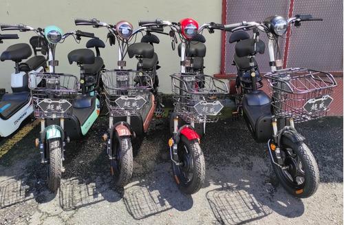 bicicleta eléctrica nueva