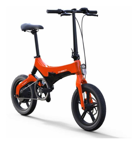 bicicleta eléctrica onebot