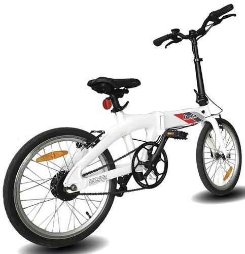 bicicleta electrica plegable aluminio beta b52 pedido