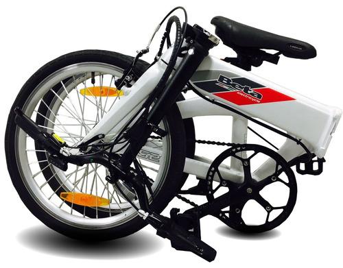 bicicleta electrica plegable aluminio beta b52 suzukicenter