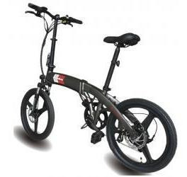 bicicleta electrica plegable beta smart