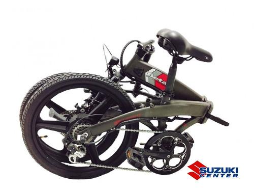 bicicleta electrica plegable beta smart consulta ahora 12!!