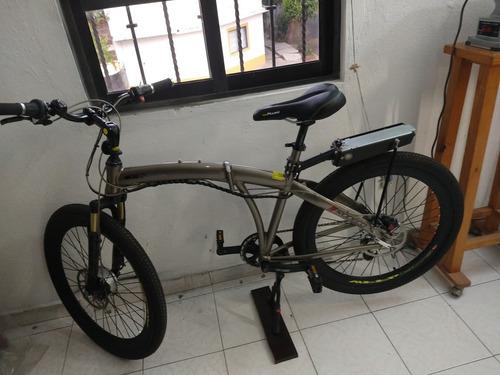bicicleta eléctrica prodecotech