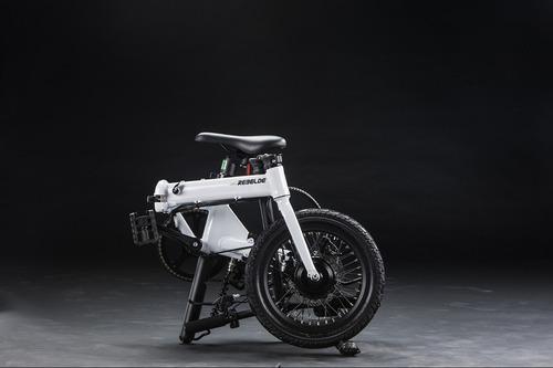 bicicleta electrica rebelde city - 14kg - mejor que qicycle