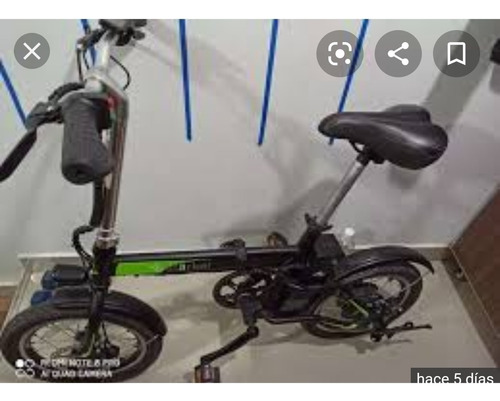 bicicleta eléctrica starker 2020