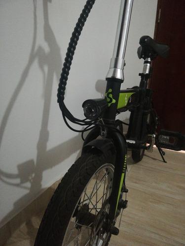 bicicleta eléctrica starker auteco mod 2018