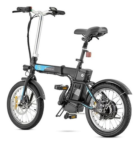bicicleta eléctrica starker one