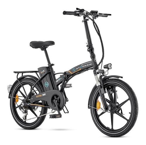 bicicleta eléctrica starker t-flex pro
