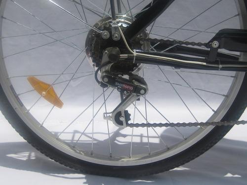 bicicleta electrica super practica
