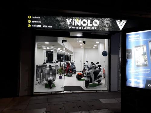 bicicleta electrica urban viñolo vehículos eléctricos/ a