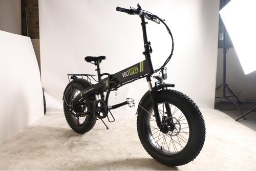 bicicleta eléctrica voltbike plegable fat 20 x 4.0 2019! 48