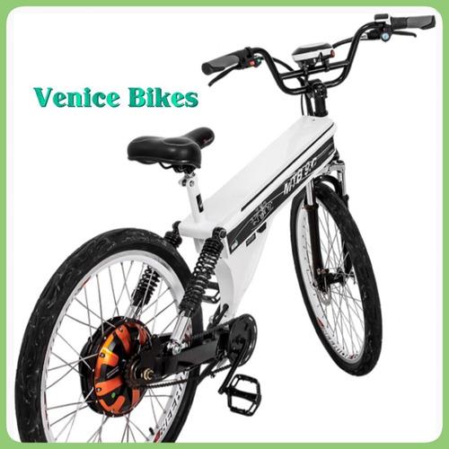 bicicleta elétrica scooter 2017 1000w freio disco dianteiro