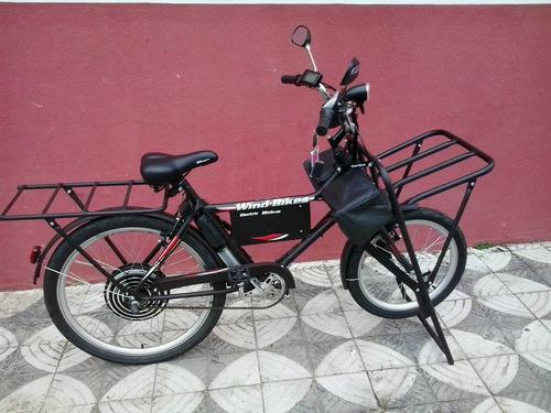 bicicleta elétrica wind bikes modelo de carga 1000 w 48 v