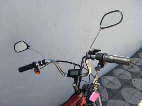 bicicleta elétrica wind bikes modelo work 500 w 48 v 15ah
