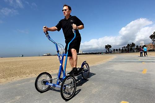 bicicleta eliptica ellitrike 3r- transmisión shimano nexus
