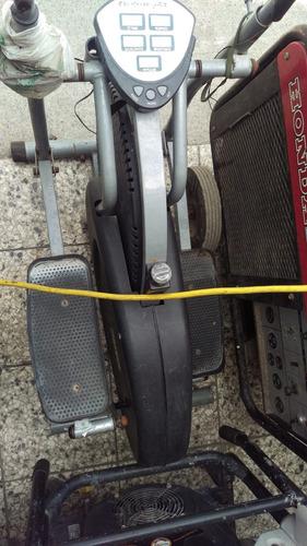 bicicleta elíptica exercise computer